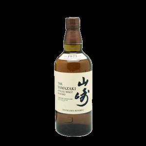 whisky single malt japonais yamazaki vendu par Maison Reignier sur Le Mans et dans toute la France