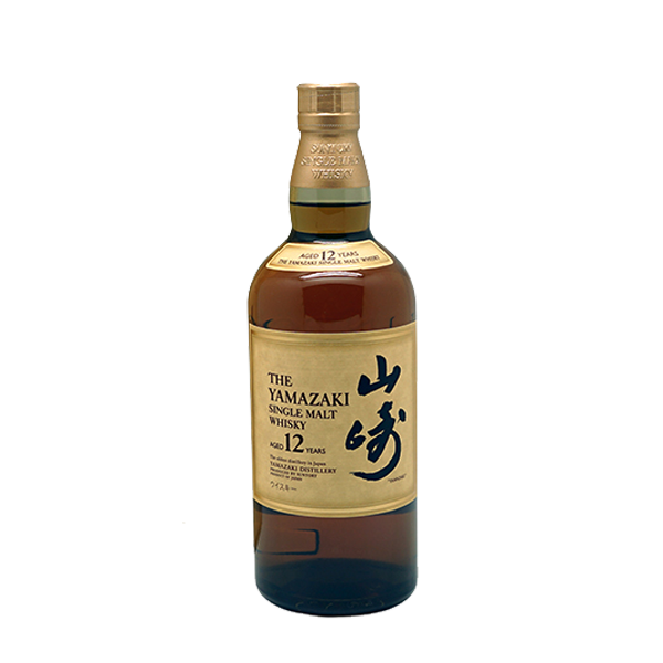 whisky single malt japonais yamazaki 12 ans d'âge, vendu par Maison Reignier sur Le Mans