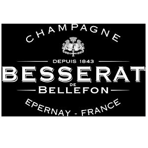 Maison Reignier Le Mans vend et livre du champagne Besserat cuvée bleu