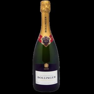 Bouteille de champagne bollinger brut livré chez vous par Maison Reignier Le Mans
