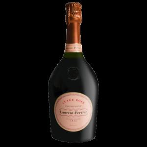 Champagne rosé Laurent Perrier idéal pour faire un beau cadeau à vos salariés