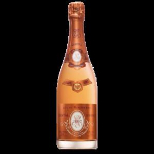 Grand champagne rosé millésimé pour une dégustation d'exception sur Le Mans
