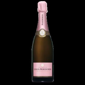Champagne rosé millésimé parfait pour cadeau d'affaire et cadeau de fin d'année