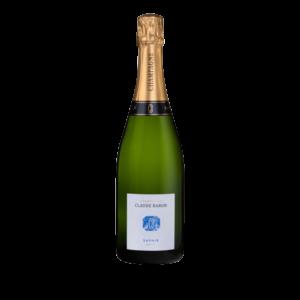 Bouteille de champagne Claude Baron brut livré chez vous par Maison Reignier Le Mans