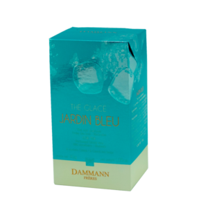 thé glacé Jardin Bleu 6 sachets Dammann Frères livré par Maison Reignier Le Mans