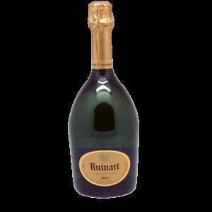 Bouteille de champagne Ruinart brut livré chez vous par Maison Reignier Le Mans