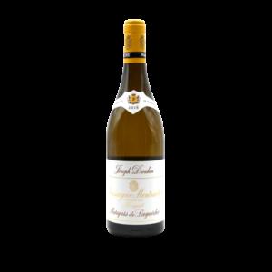 Vin blanc Chassagne Montrachet Morgeot Marquis de Laguiche de chez Joseph Drouhin