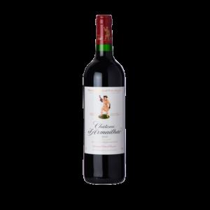 Bouteille de vin rouge Chateau d'Armaillac 2013