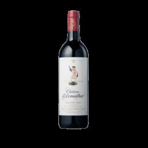 Bouteille de vin rouge Chateau d'Armaillac 2014