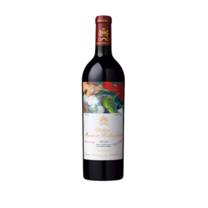Vin rouge mouton Rothschid 2015