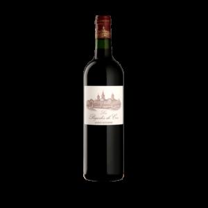 Vin rouge Les pagodes de Cos 2013