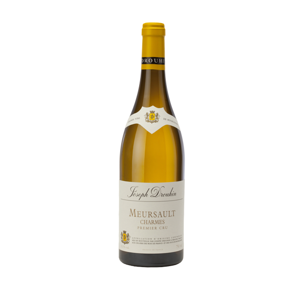 Vin blanc Meursault Charmes de chez Joseph Drouhin